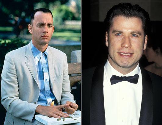 actores que rechazaron papeles alfombra john travolta