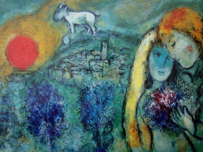 chagall-supernatural