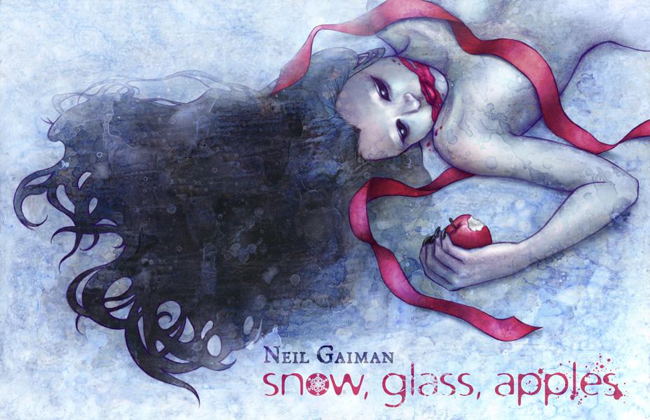 cuentos terror snow glass
