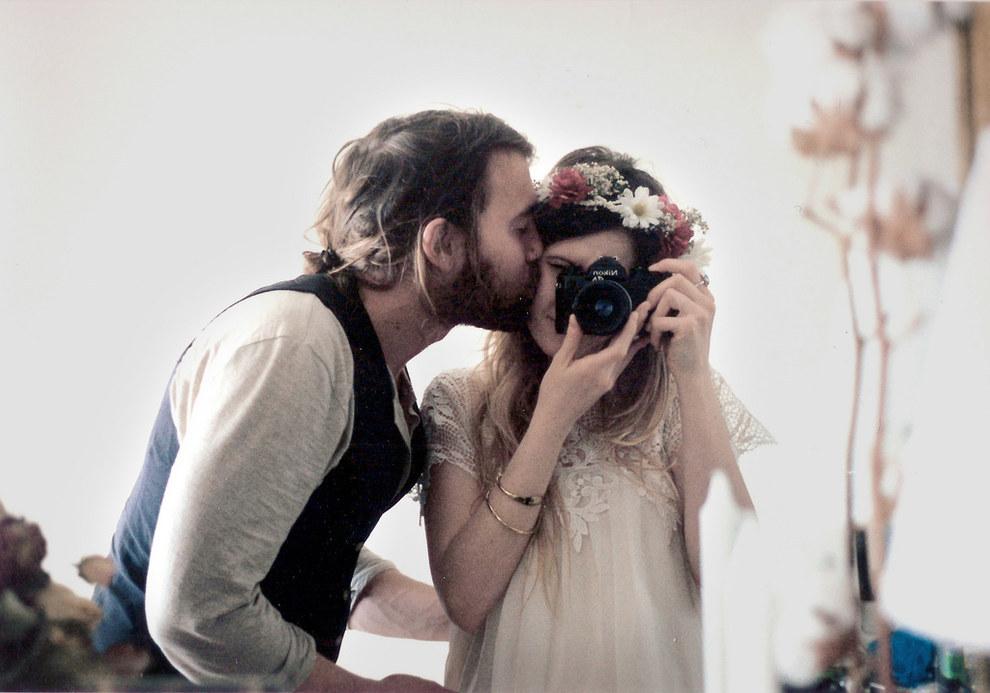 el amor en fotografias