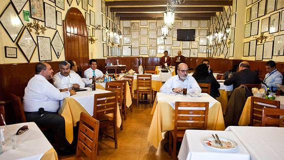 restaurantes en el D.F.