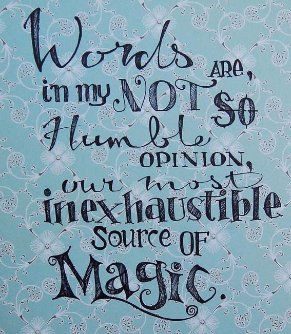 Las Frases Mas Inspiradoras De Harry Potter Letras Letras