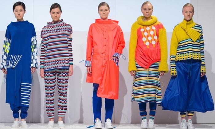 Kingston University Fashion Design Ranking