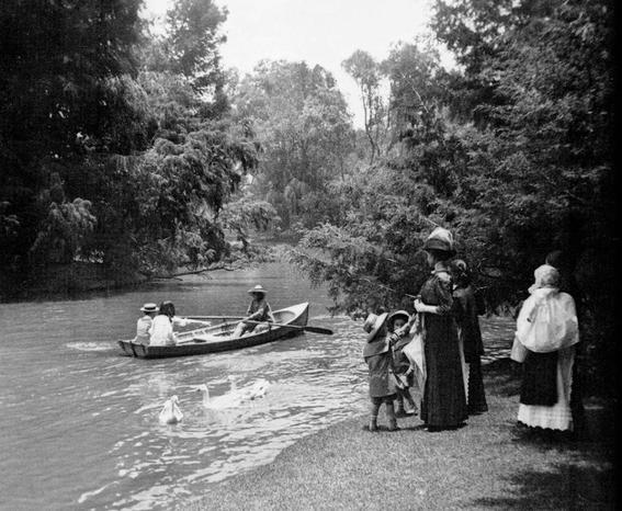 lago-de-chapultepec libros de historia