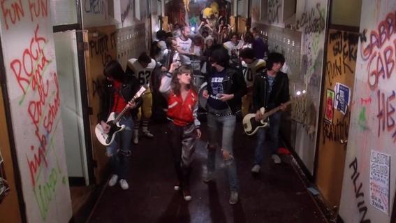 peliculas punk rock roll high school