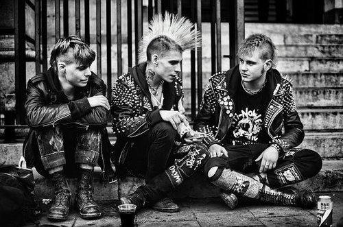 punk escena