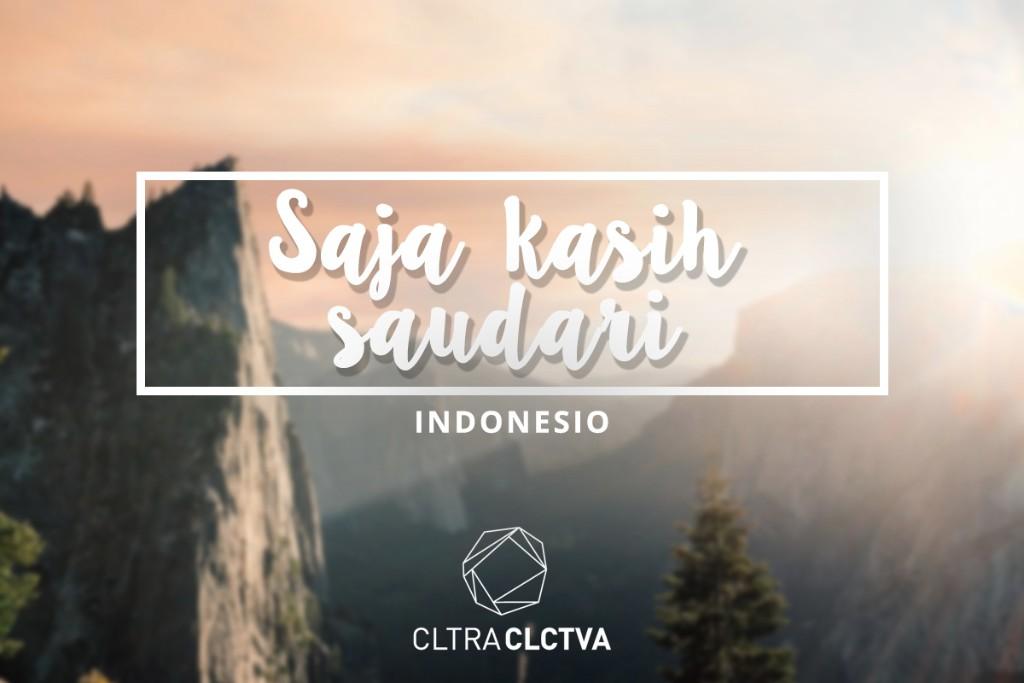 te amo INDONESIO