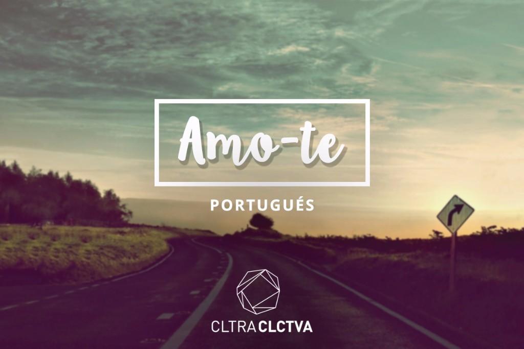te amo Portugues