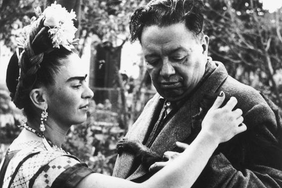 Kahlo rivera