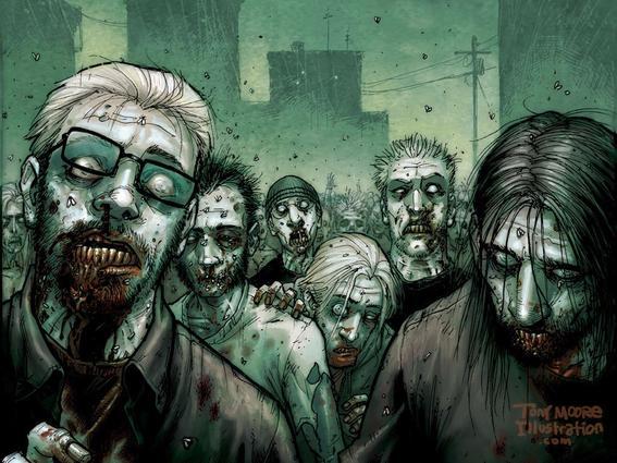 The Walking Dead Comic