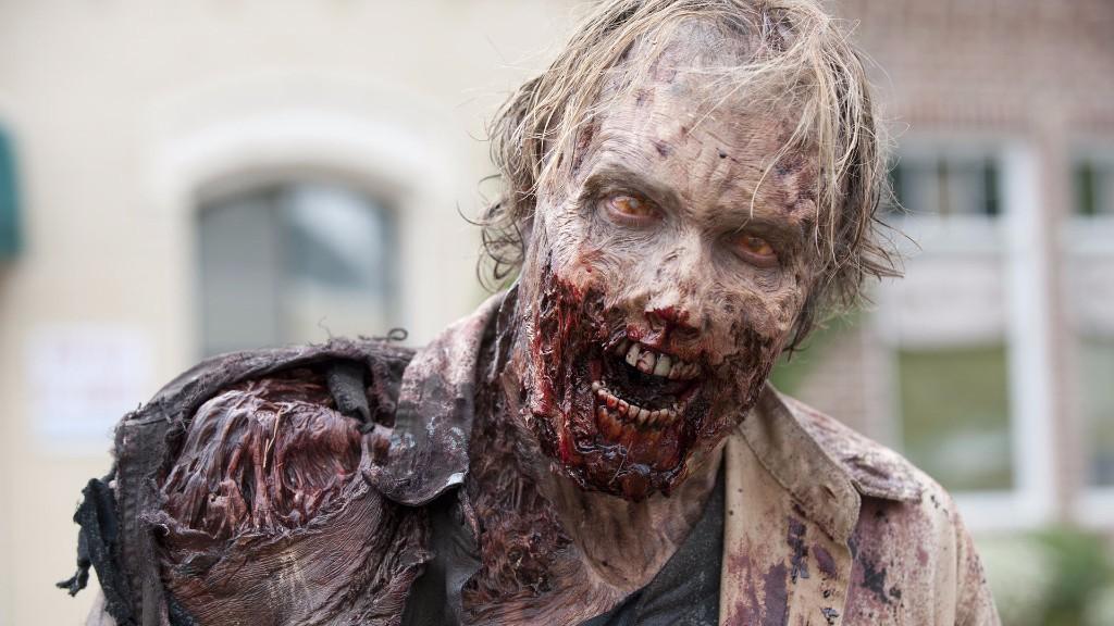 Zombies virus