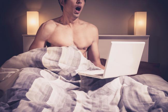 adicto pornografia