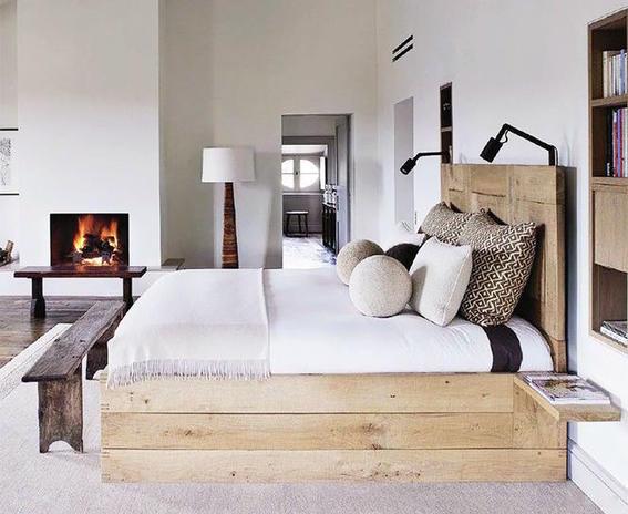 5 ideas para redise ar tu cama sin gastar dise o - Bases para cama ...