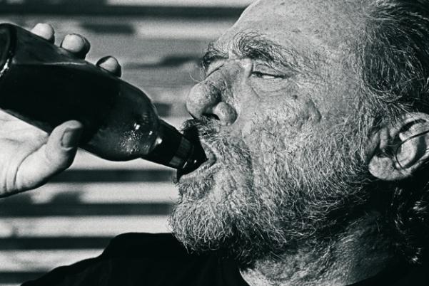 charles bukowski alcohol
