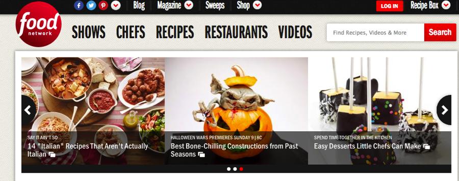 Pginas en internet para preparar deliciosas recetas comida forumfinder Image collections