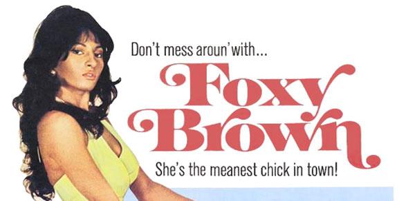 foxybrown tarantino