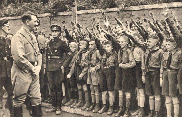 fábricas nazis