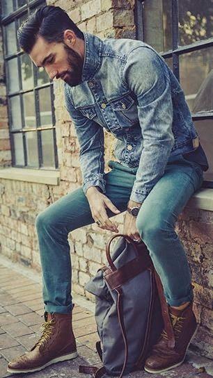 mejor sitio web ede24 34df3 15 consejos para que un hombre vista con estilo - Moda - Moda