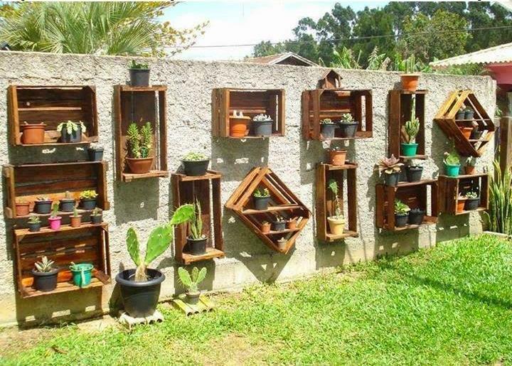 Ideas sencillas y creativas para decorar tu jard n dise o for Ideas para decorar el jardin con plantas