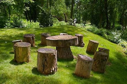 Ideas sencillas y creativas para decorar tu jardín - Diseño