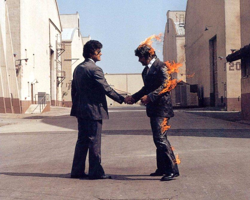 Portadas de Pink Floyd