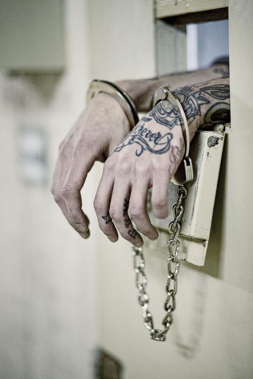 El Significado De Los Tatuajes En Prisión Diseño Diseño