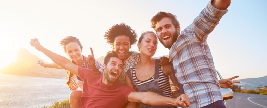viajes que debes realizar con amigos
