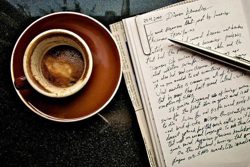 debilidades humanas / buen escritor