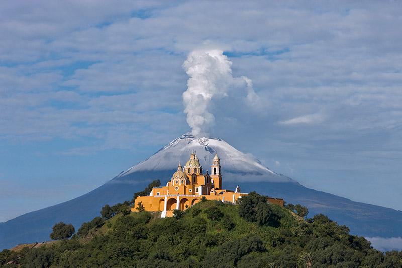 Cholula-Puebla-