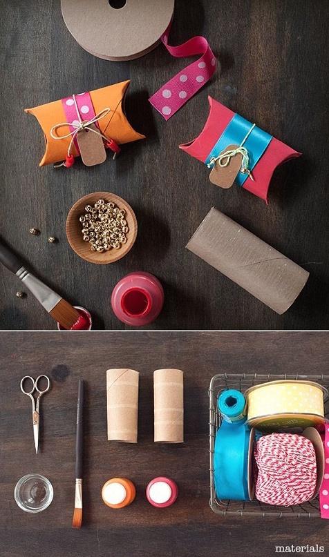 Sencillas y originales envolturas para tus regalos dise o for Envolturas para regalos