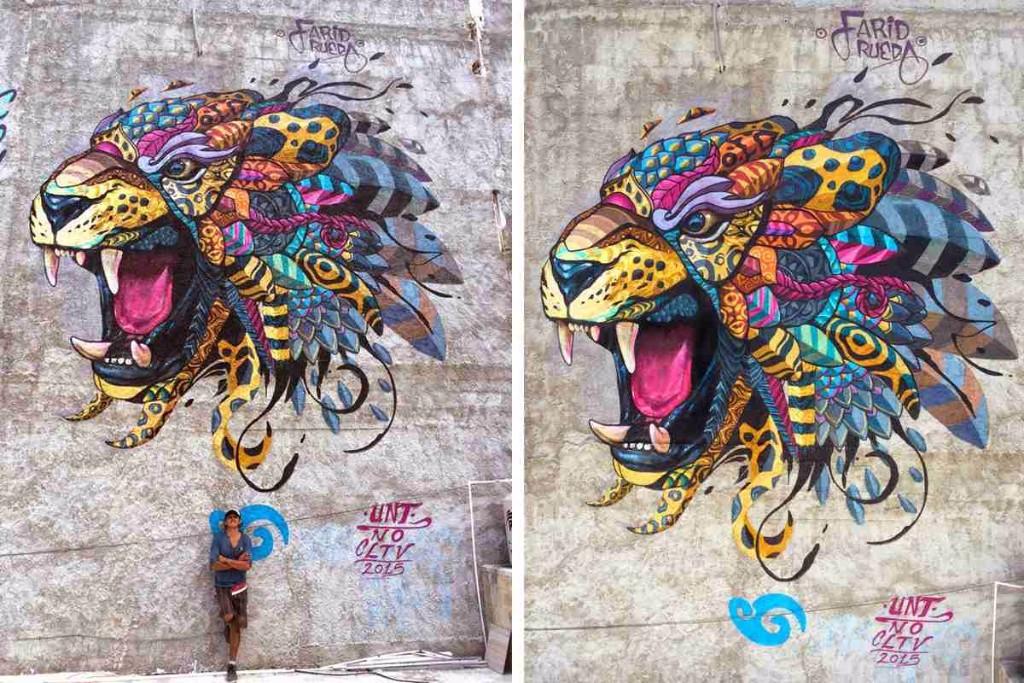 Los 50 Murales Mas Famosos Del Mundo Arte Arte