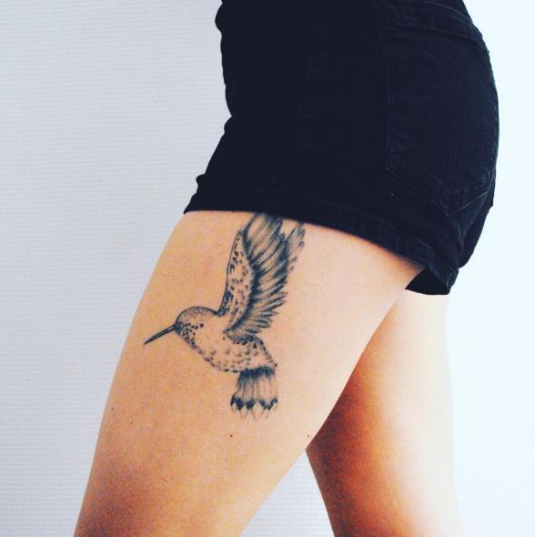 Sorprendentes Tatuajes De Animales Y Sus Diversos Significados