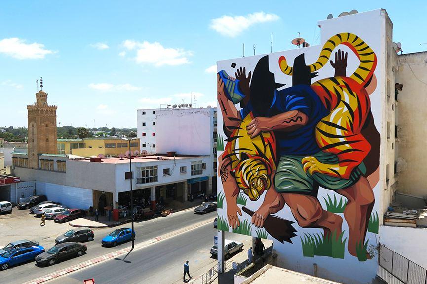 Los 50 Murales M 225 S Famosos Del Mundo Arte Arte