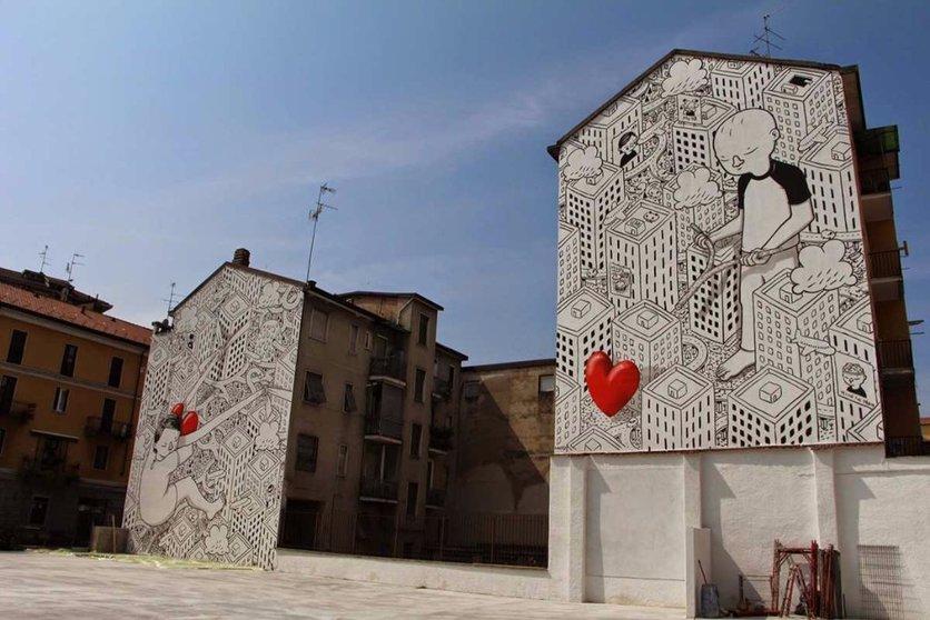 Milla Mural Milan