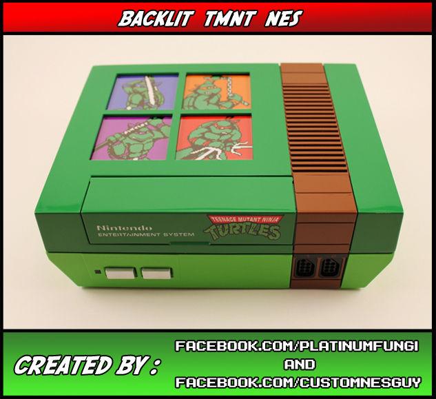 NES custom