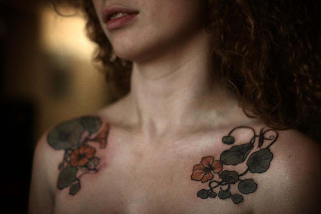 alice carrier tatuaje