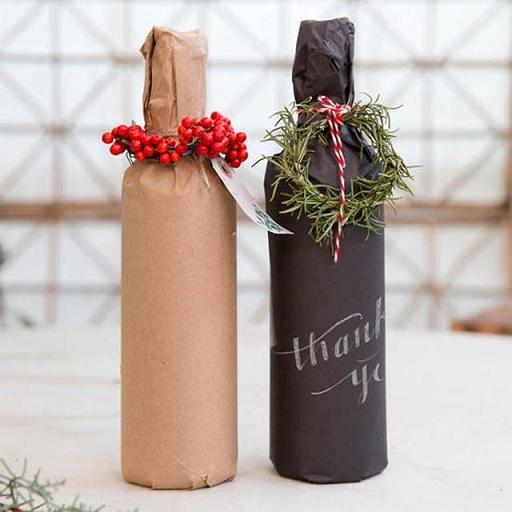 crea estas pequeas bolsas para regalo con fieltro