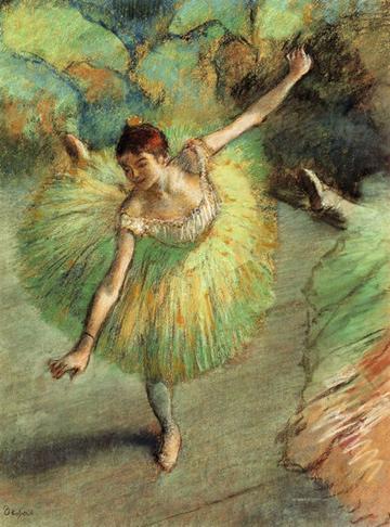 La danza, inspiración para las artes visuales - Arte - Arte