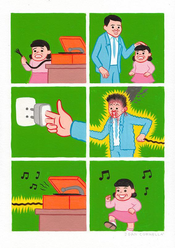 electricidad joan cornella