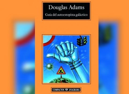 libros que debes leer guia del autoestopista