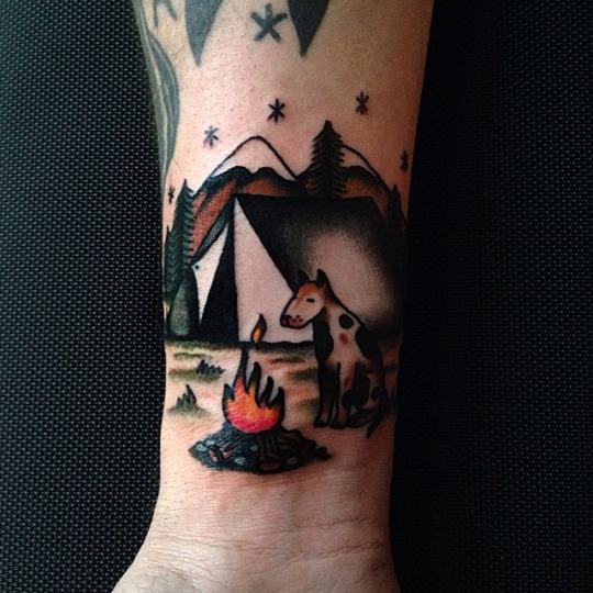 katya krasnova tatuaje
