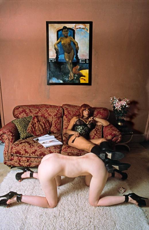 La distorsión del cuerpo femenino en los sueños eróticos y surrealistas