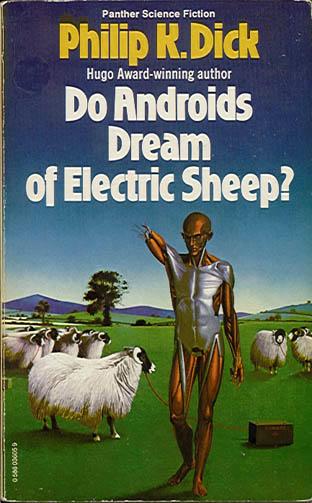 sueñan los androides ovejas