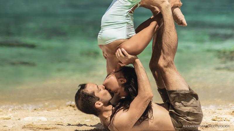 yoga sexo