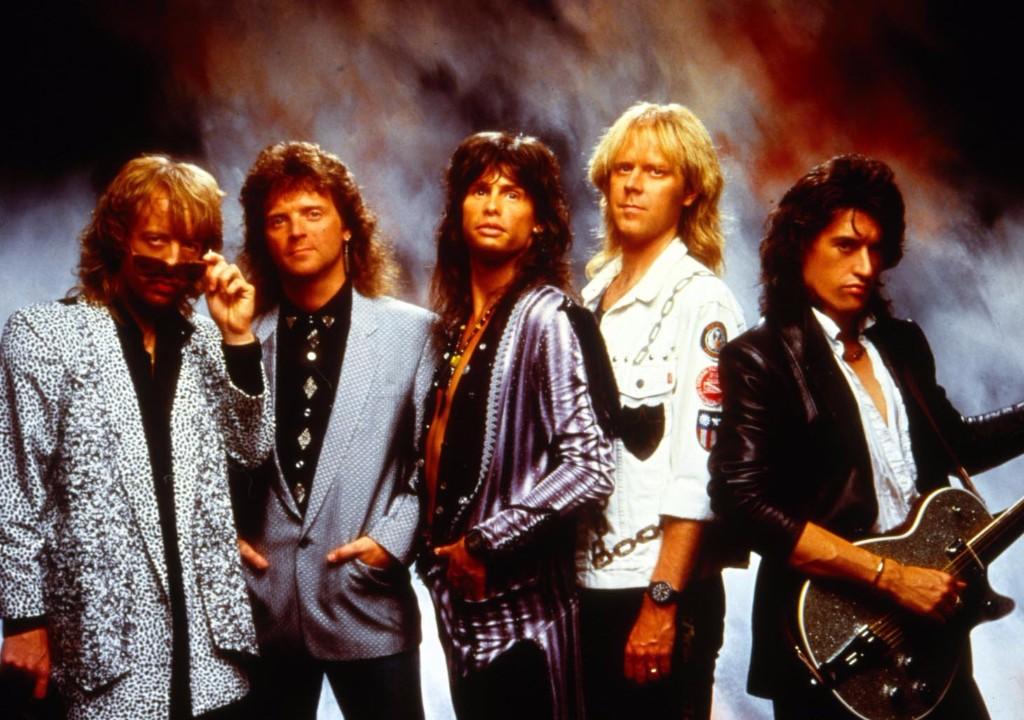 canciones Aerosmith