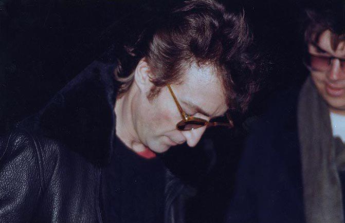 Lennon y Chapman / el guardián entre el centeno