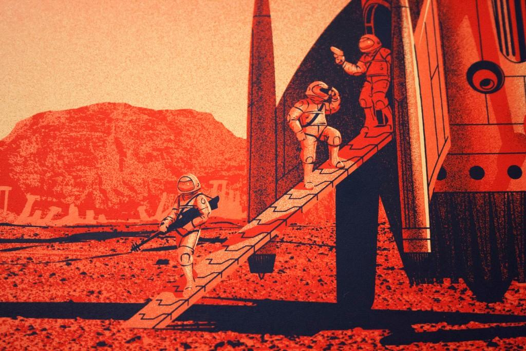 Libros Martian Chronicles