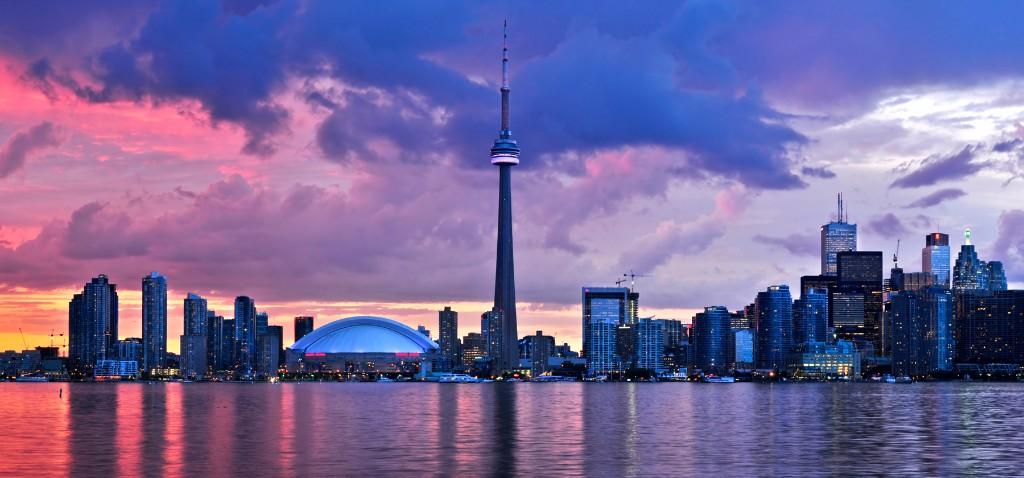 Toronto Canada viajar sola