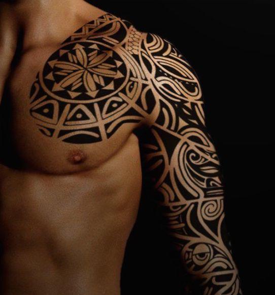 tribus y tatuajes los m s emblem ticos alrededor del. Black Bedroom Furniture Sets. Home Design Ideas