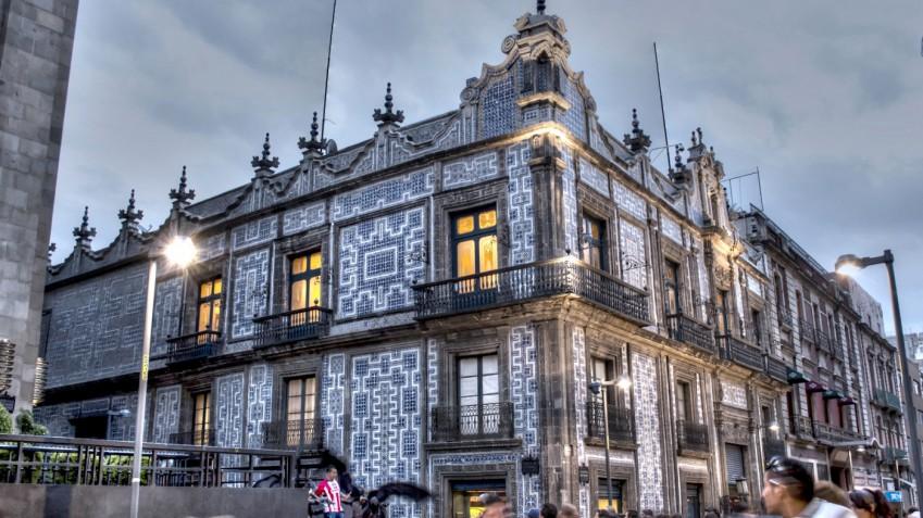 100 lugares en el centro hist rico que vale la pena for Sanborns azulejos restaurante